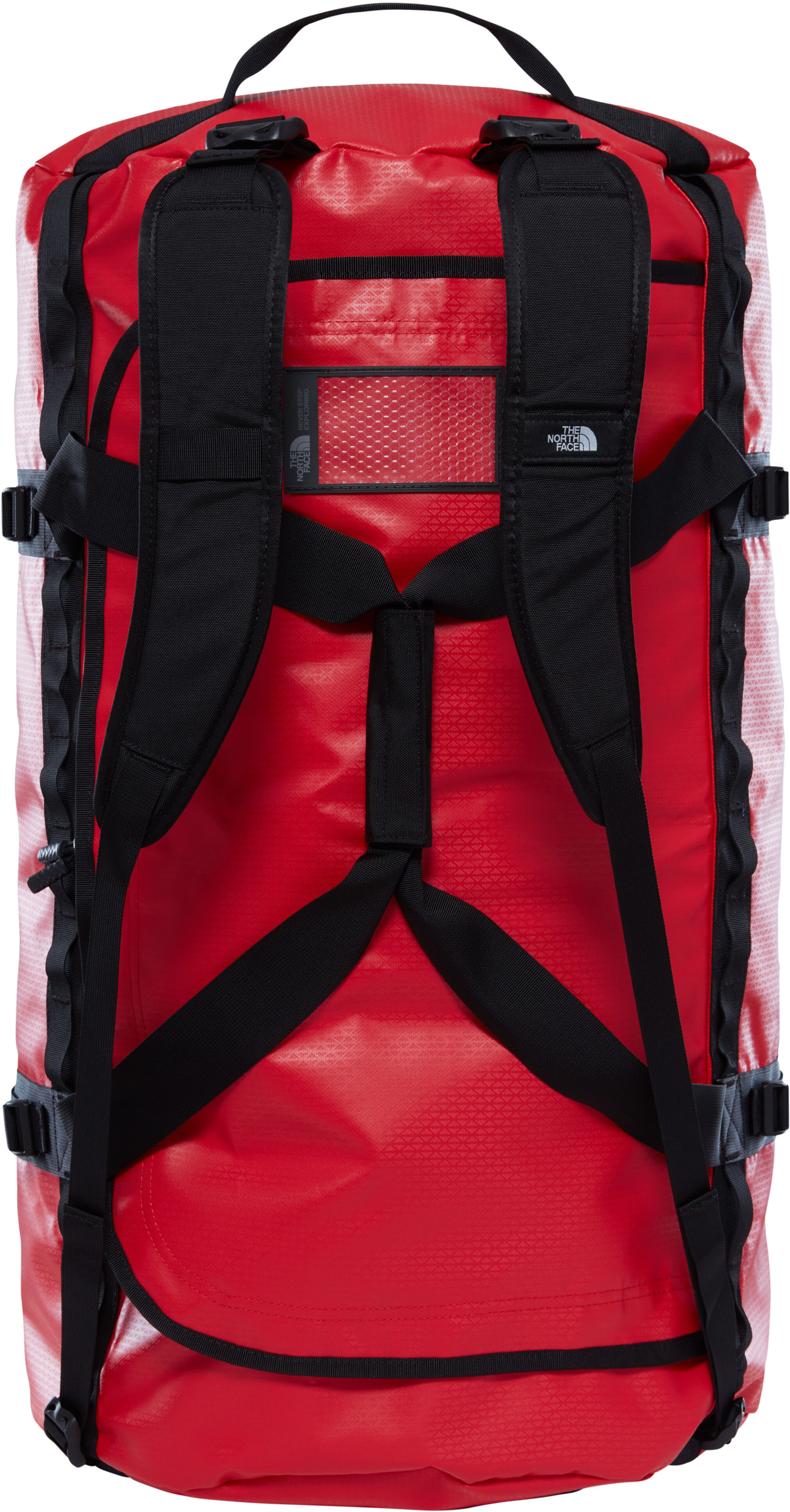 meilleure sélection 862a6 03be9 The North Face Base Camp Sac XL, tnf red/tnf black